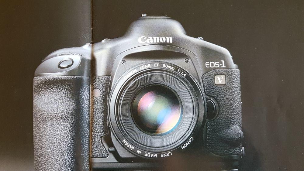 CANON EOS-1 Photos/Video/TV