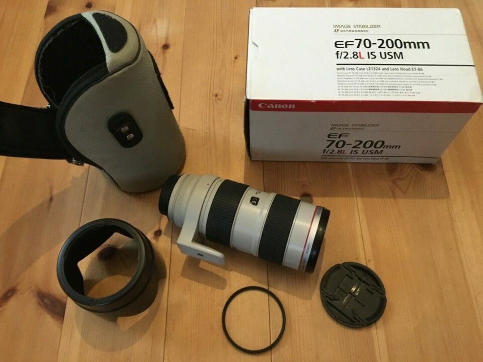 CANON EF 70-200 mm F / 2,8 L IS USM 670 Granville (50)