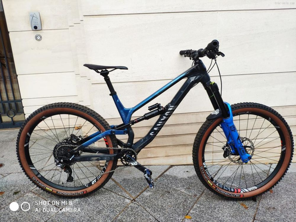 Canyon torque al 0 Paris 14 (75)