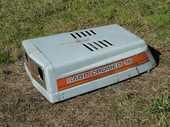 Capot moteur de micro tracteur de pelouse  20 Marcilly-le-Hayer (10)