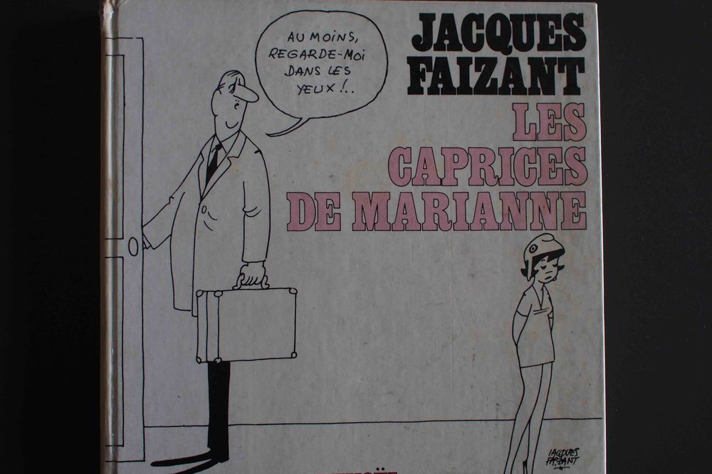 Les caprices de Marianne 15 Rennes (35)