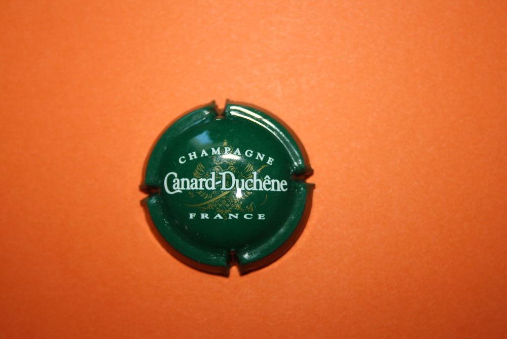 capsule de champagne canard duchene