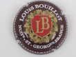 capsule LOUIS BOUILLOT - Nuits St Georges - crémant