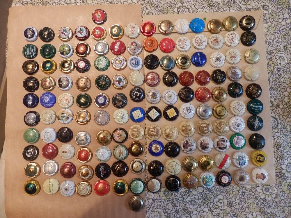 Capsules de champagne 1 La Garenne-Colombes (92)