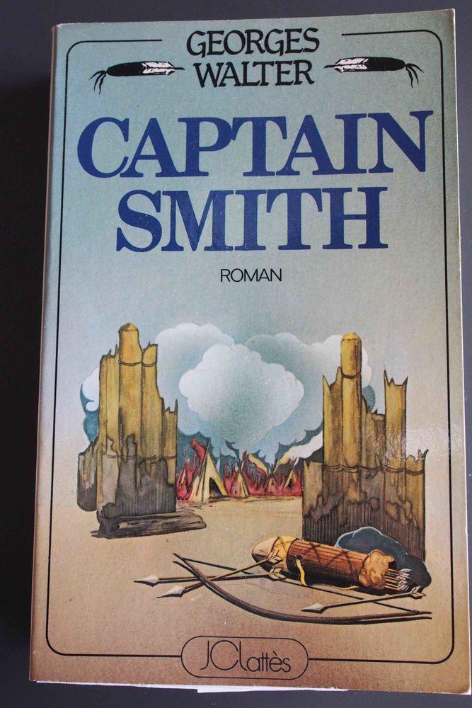CAPTAIN SMITH - Georges Walter, Livres et BD