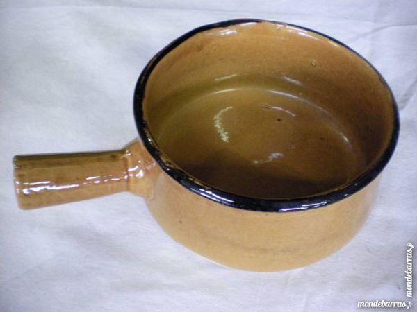 Caquelon ou Poêlon Ancien - Vintage Cuisine