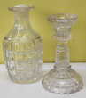 Carafe bouteille bougeoir dinette ancienne portieux? Jeux / jouets