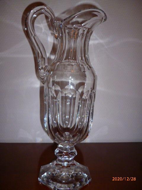 Carafe en cristal Saint Louis 350 Marseille 13 (13)