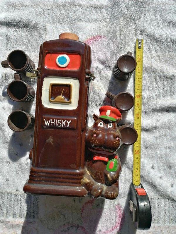 Carafe Whisky pompe à essence 30 Leers (59)