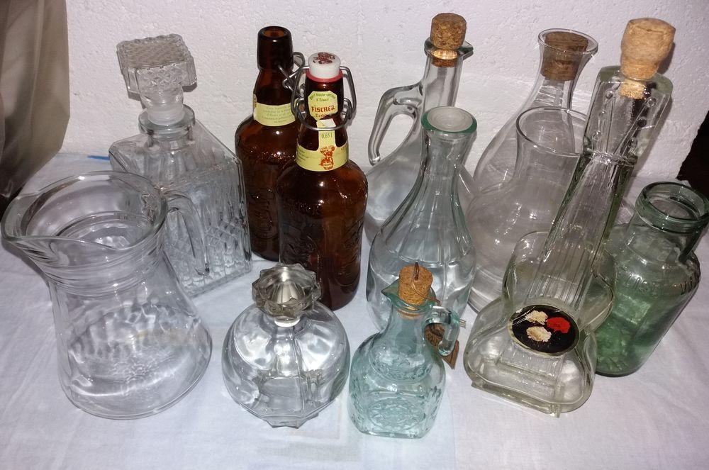 Carafes en verre 2 Le Plessis-Bouchard (95)