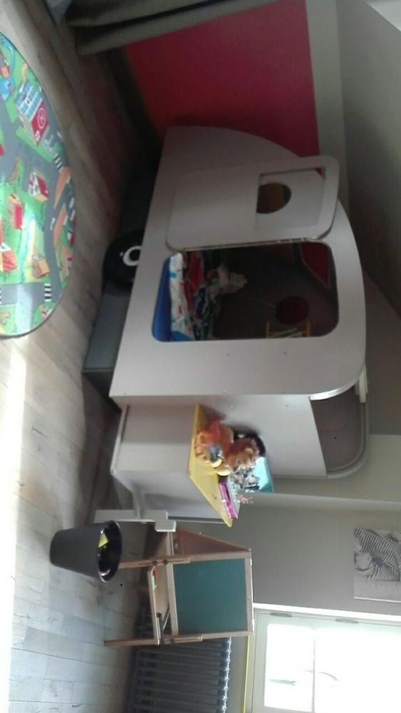 lit caravane Mobilier enfants