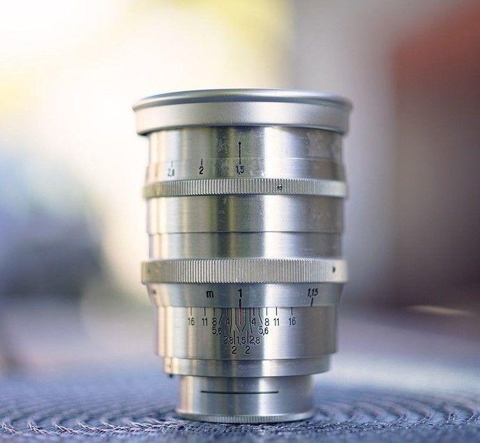 Carl Zeiss Jena Biotar 75mm f1.5 1 Fontainebleau (77)