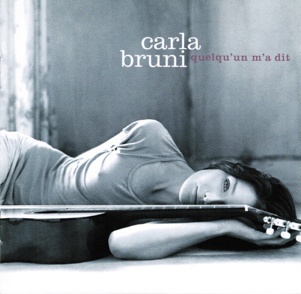 cd Carla Bruni  Quelqu'un M'a Dit (état neuf) 4 Martigues (13)