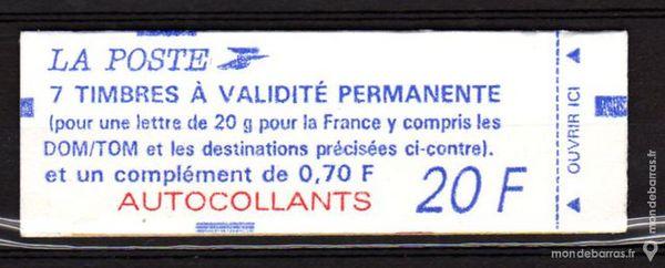 Carnet 1506a NEUF** Non ouvert 14 La Seyne-sur-Mer (83)