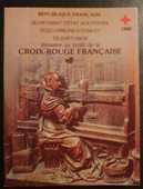 Carnet Croix Rouge 2029 de 1980 1 Joué-lès-Tours (37)