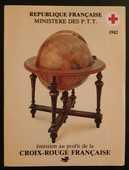 Carnet Croix Rouge 2031 de 1982 2 Joué-lès-Tours (37)