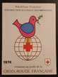 Carnet Croix Rouge 2023 de 1974