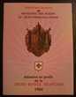Carnet Croix Rouge N° 2014 de 1965