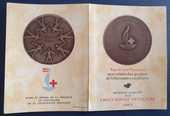 Carnet Croix Rouge N° 2012 de 1963  moins 10% côte 1 Joué-lès-Tours (37)
