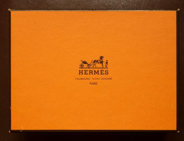 Carnet Hermès TBE jamais servi 150 Saint-Nazaire (44)