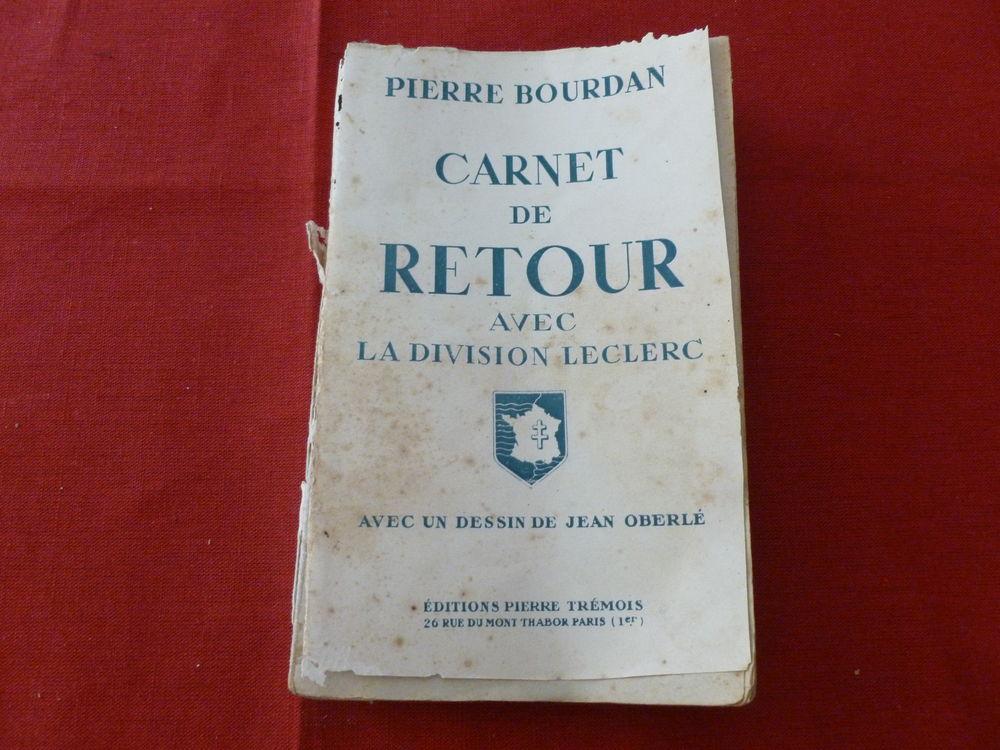 Carnet de retour avec la division Leclerc 2 Thiais (94)