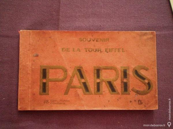 carnets de cartes postales de paris et versailles 8 Étaples (62)