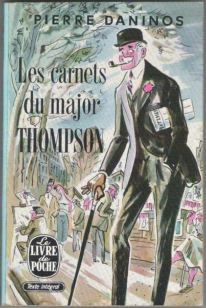 Les carnets du Major Thompson (Pierre Daninos) 1 Balma (31)