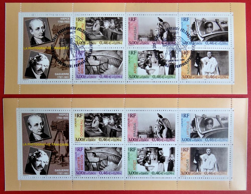Carnets personnages célèbres 1999 2 Chaumontel (95)