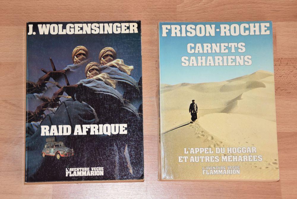 Carnets sahariens.Frison Roche. Et Raid Afrique 3 Gujan-Mestras (33)