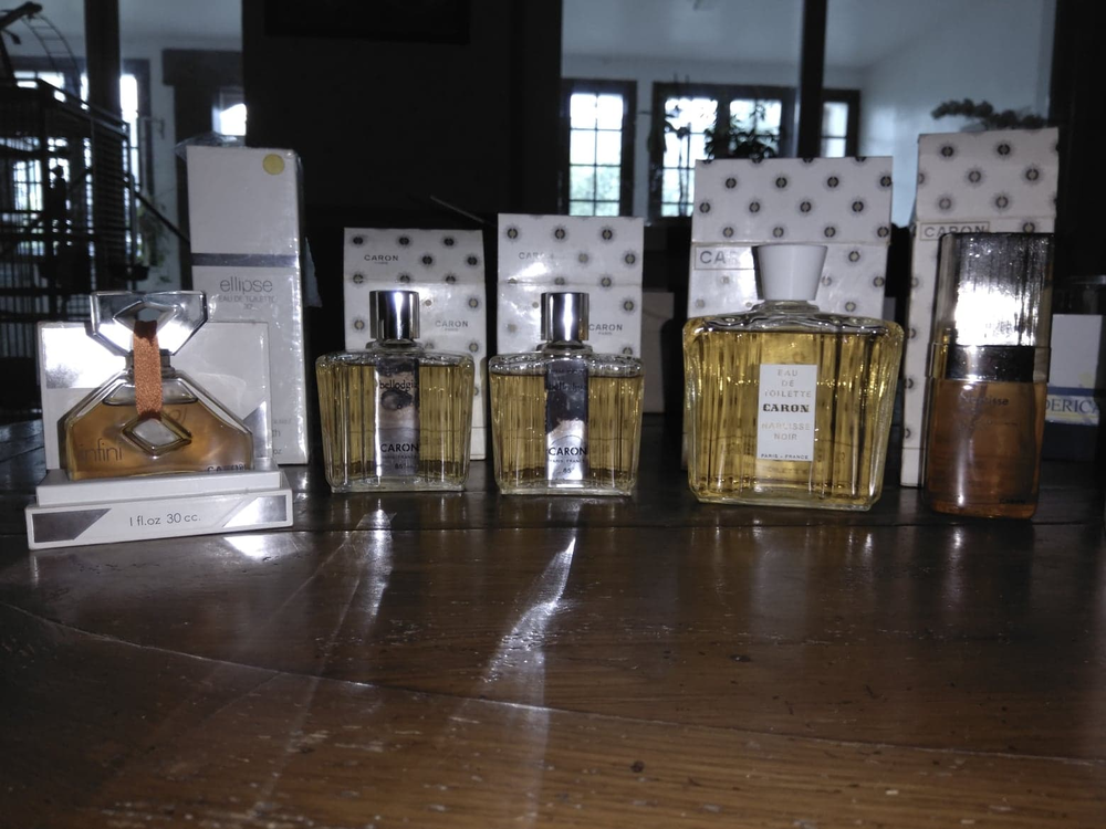 Caron parfum ancien 0 Saint-Quentin (02)