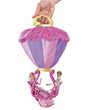 CAROSSE MONTGOLFIERE Barbie + 2 BARBIES + 14 ACCESOIRES Jeux / jouets