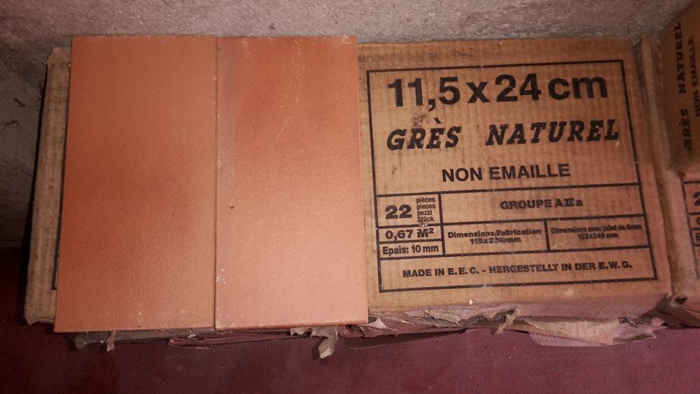carreaux en grès nature non émaillé 160 Pontault-Combault (77)