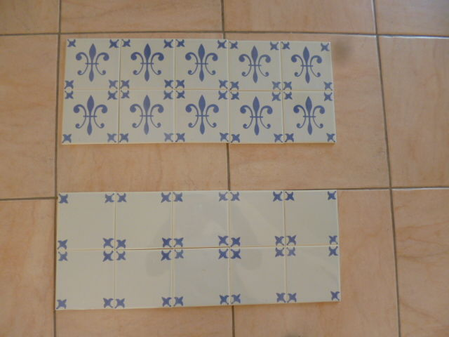 Achetez Carrelage Desvres Neuf Revente Cadeau Annonce Vente A 45 Wb157601938