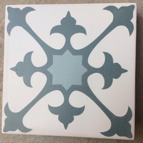Carrelage effet carreaux de ciment Pissano Ceramica  20 Boulogne-Billancourt (92)