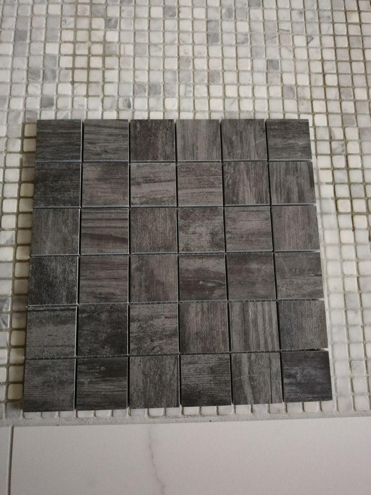 carrelage Mosaic cortex dark 5x5 250 Douvrin (62)