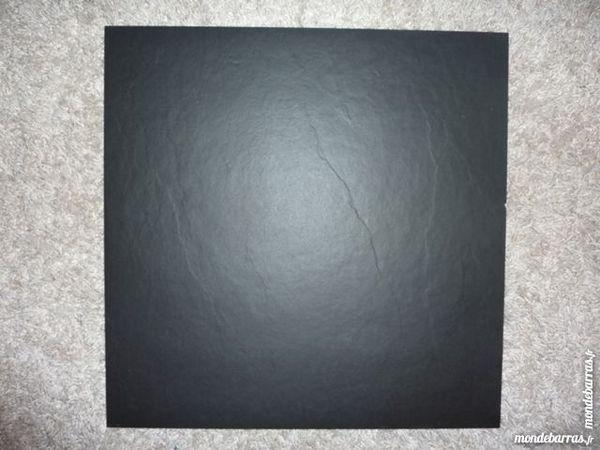 Carrelage pleine masse ardoise anthracite noir Bricolage