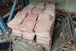 Carrelage terre cuite Assieu (38)