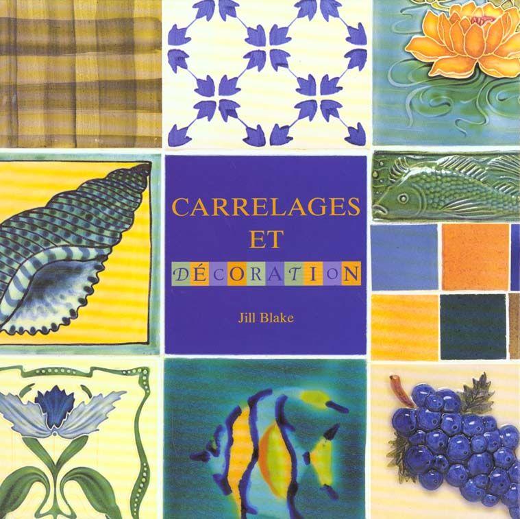 Carrelages et decoration Livres et BD