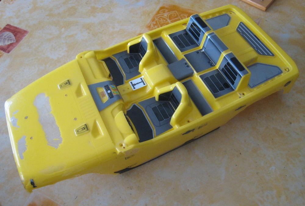 Carrosserie partielle Traction hobby Cragsman 20 Fleury-les-Aubrais (45)