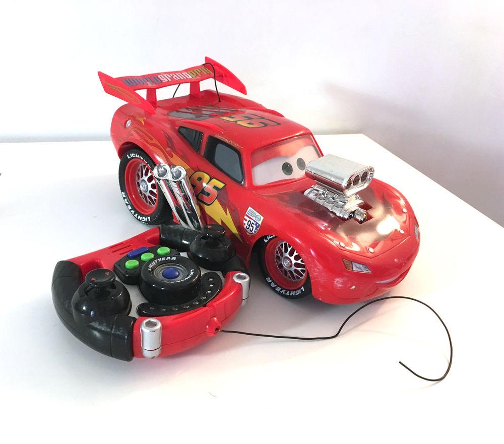CARS - Rc Rouge Flash McQueen -  Voiture Radiocommandée 20 Paris 5 (75)