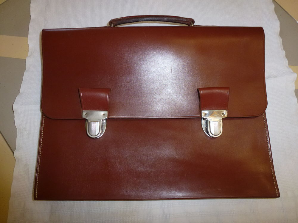Cartable beau cuir 65 Limoges (87)