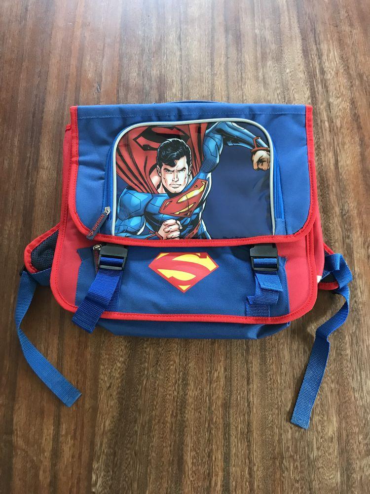 Cartable enfant   Superman comics    18 Saleilles (66)