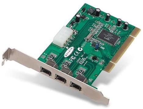 Carte PCI Belkin FireWire 8 Beauchamp (95)