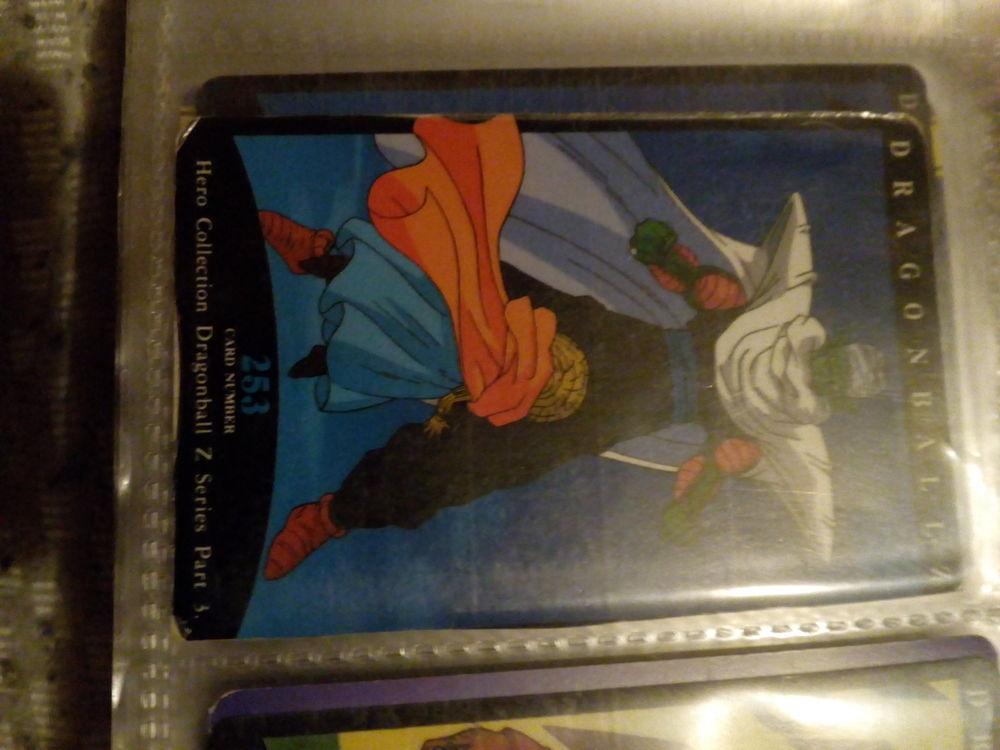 Carte dragon ball z 1 Seclin (59)