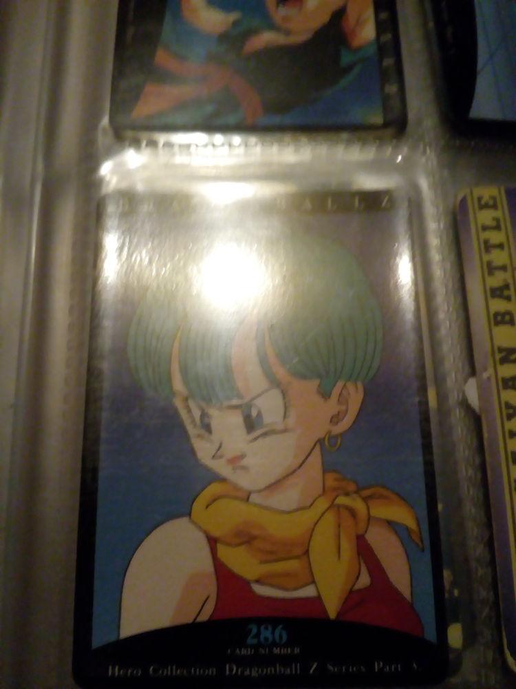 Carte dragon ball z héro collection 286 Jeux / jouets