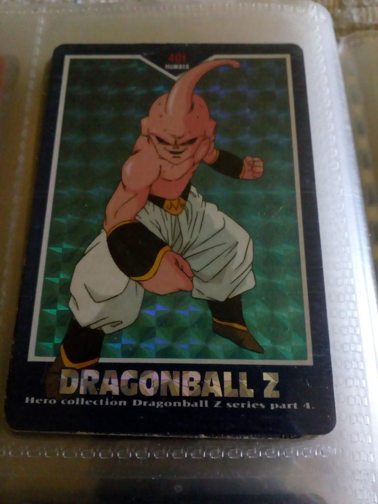 carte dragon ball z héro collection 401 6 Seclin (59)