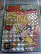 carte dragon ball z MAX 636