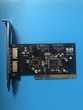 Carte d'expansion PCI 2 x SATA 2 x eSATA MCI Ct-1414bp