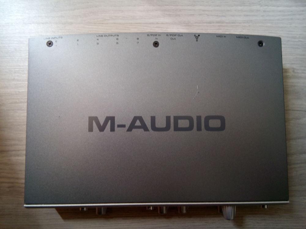 Carte son externe M-Audio Firewire 410 pro 125 Issy-les-Moulineaux (92)