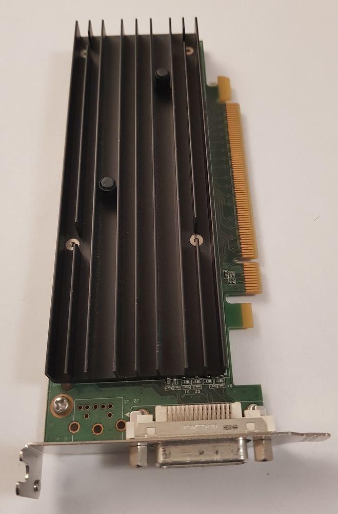 Carte graphique Quadro NVS 290 + Câble Y 2x DVI 10 Massongy (74)